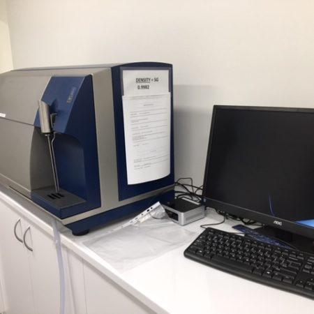 Lab Analysis Machine